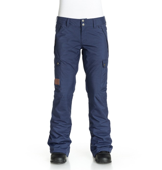 0 Women's Recruit Snow Pants  EDJTP03005 DC Shoes