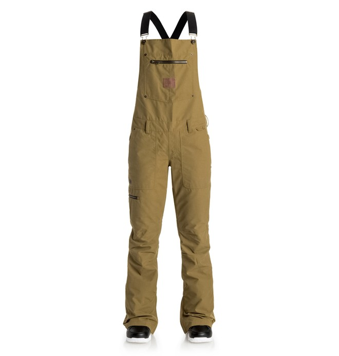 0 Collective - Bib Snow Pants  EDJTP03006 DC Shoes
