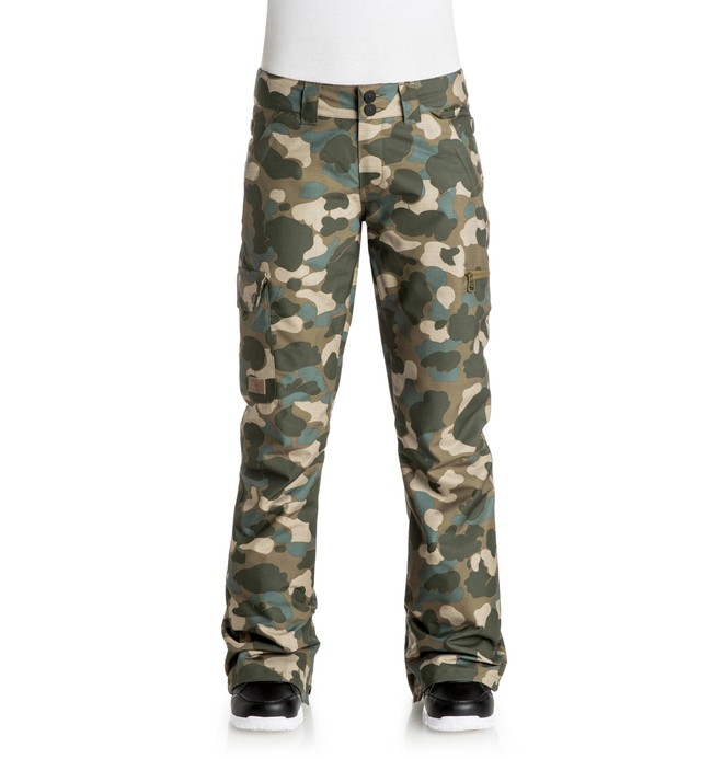 0 Women's Recruit Snow Pants  EDJTP03007 DC Shoes