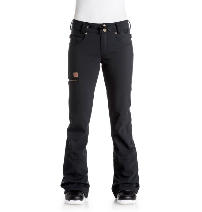 0 Women's Viva Softshell Snow Pants  EDJTP03010 DC Shoes