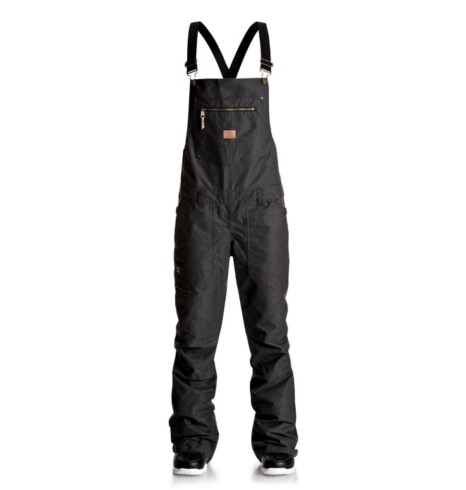 0 Collective - Bib Snow Pants for Women  EDJTP03011 DC Shoes