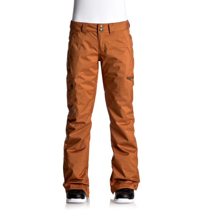 0 Women's Recruit Snow Pants  EDJTP03013 DC Shoes
