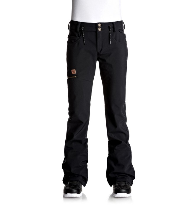 0 Women's Viva Softshell Snow Pants  EDJTP03015 DC Shoes