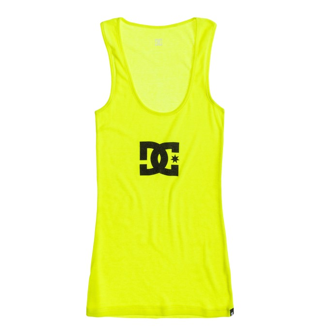 0 BOY BEATER STAR FLUO  EDJZT00027 DC Shoes