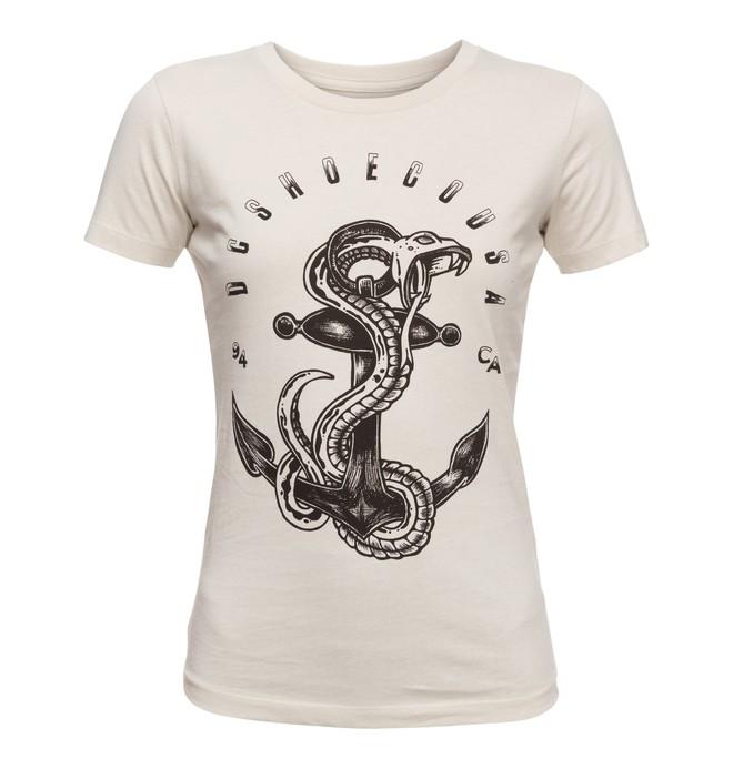 0 Dangerio - T-Shirt Grau EDJZT03090 DC Shoes