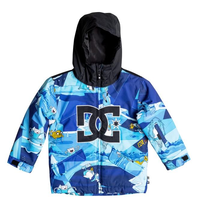 0 Boy's 2-7 Critter Snow Jacket  EDKTJ03002 DC Shoes