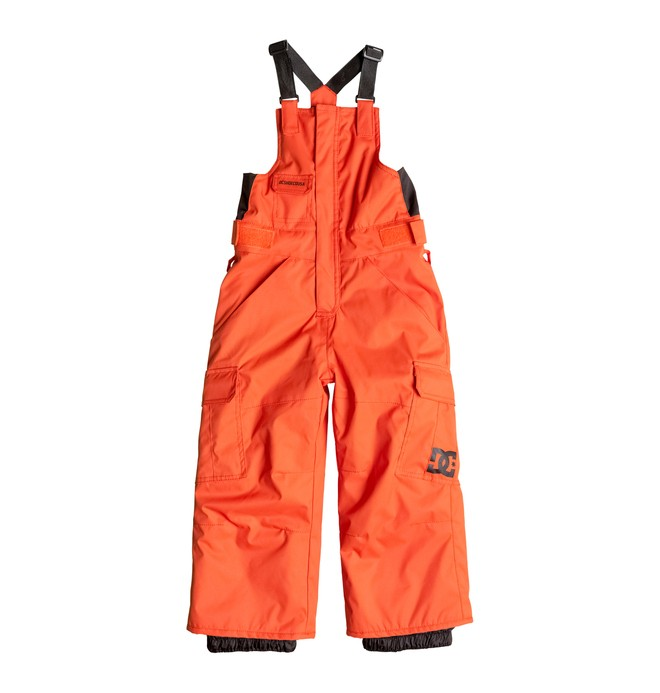0 Boy's 2-7 Daredevil Bib Snow Pants  EDKTP03002 DC Shoes