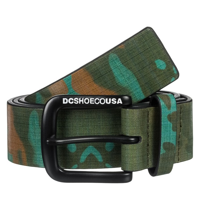 0 Men's Late Night Belt  EDYAA03009 DC Shoes