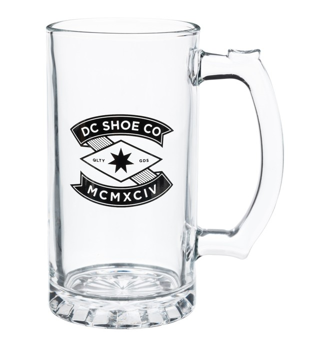 0 Men's DC Mug Stein Glass  EDYAA03068 DC Shoes