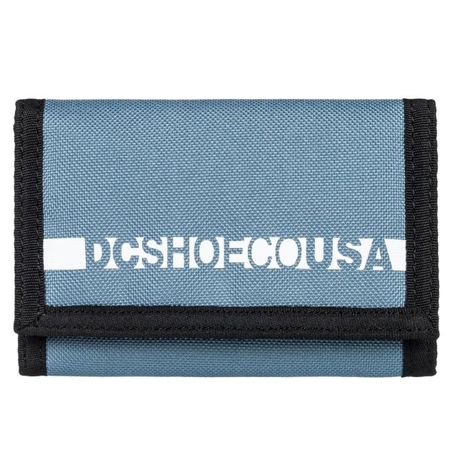 0 Ripstop 2 - Dreifach faltbares Portemonnaie für Männer Blau EDYAA03112 DC Shoes