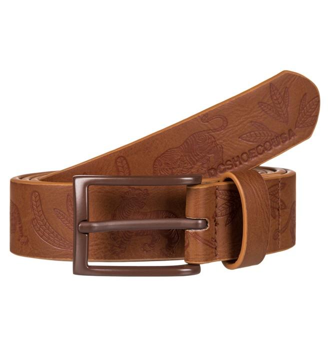 0 Full Sails - Ceinture imitation cuir pour Homme  EDYAA03117 DC Shoes