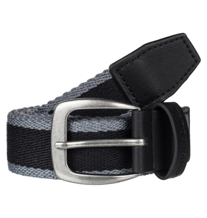 0 Duel Tone Webbing Belt  EDYAA03118 DC Shoes