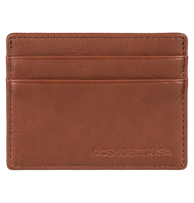 0 Hold It Card Holder Wallet  EDYAA03126 DC Shoes