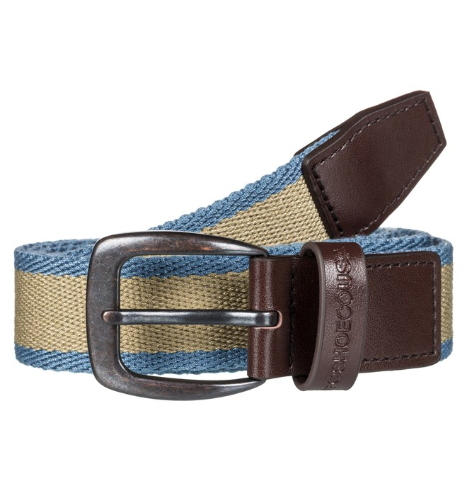 0 Duel Tone Webbing Belt  EDYAA03134 DC Shoes