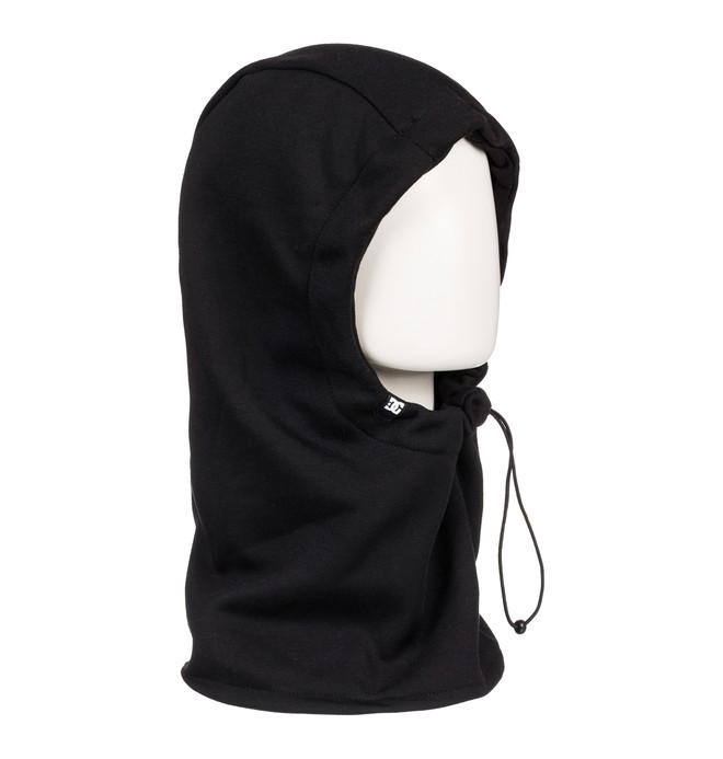 0 Hoodaclava Hooded Neck Warmer Black EDYAA03138 DC Shoes