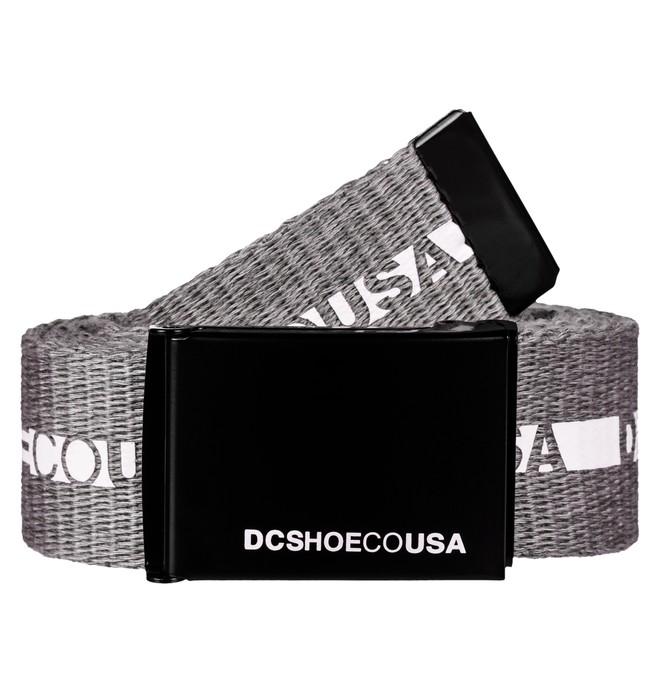 0 Chinook 2 - Webgürtel für Männer Schwarz EDYAA03144 DC Shoes