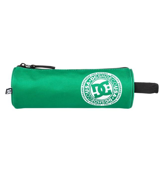 0 Tank Pencil Case Green EDYAA03159 DC Shoes