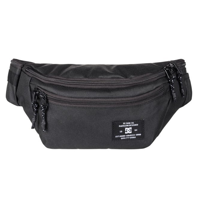 0 Men's DC Waistpack Fanny Pack  EDYBA03031 DC Shoes