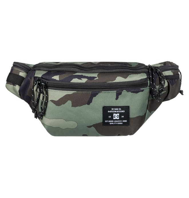 0 DC Fanny Pack  EDYBA03035 DC Shoes