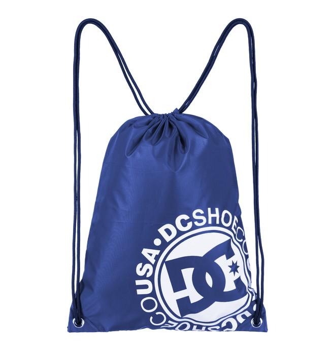 0 Cinched Drawstring Bag Blue EDYBA03043 DC Shoes
