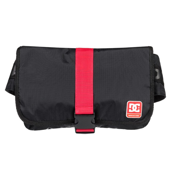 0 Nawson Bag 1.5L Small Shoulder Bag Black EDYBA03046 DC Shoes
