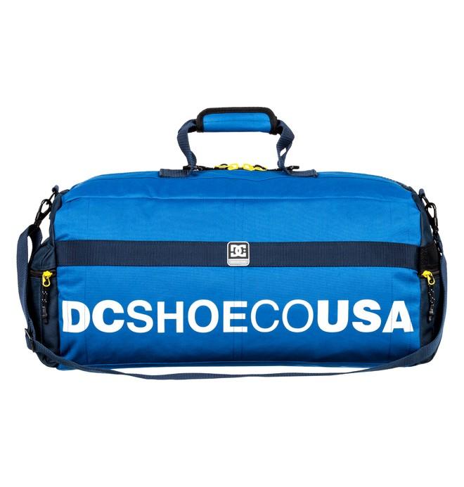 0 Brenttenberger 40L Large Duffle Bag Blue EDYBA03049 DC Shoes