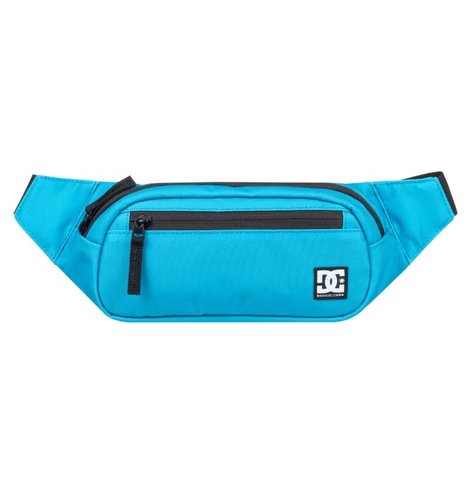 0 Zeke Destroyer Fanny Pack Blue EDYBA03051 DC Shoes