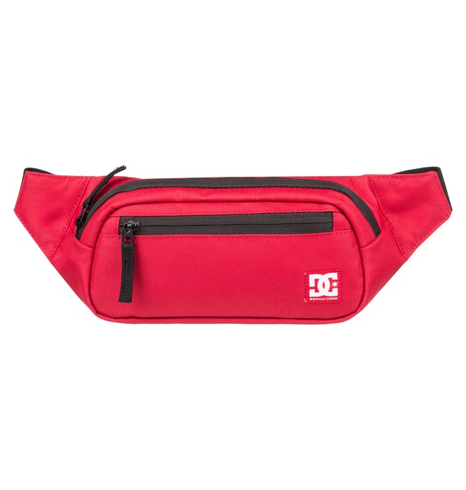 0 Zeke Destroyer Fanny Pack Red EDYBA03051 DC Shoes