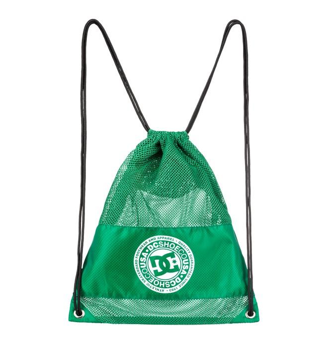 0 Jim Cincher Drawstring Bag Green EDYBA03052 DC Shoes