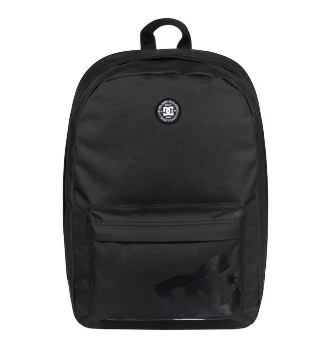 0 Men's Backstack 18.5L Medium Backpack Black EDYBP03129 DC Shoes