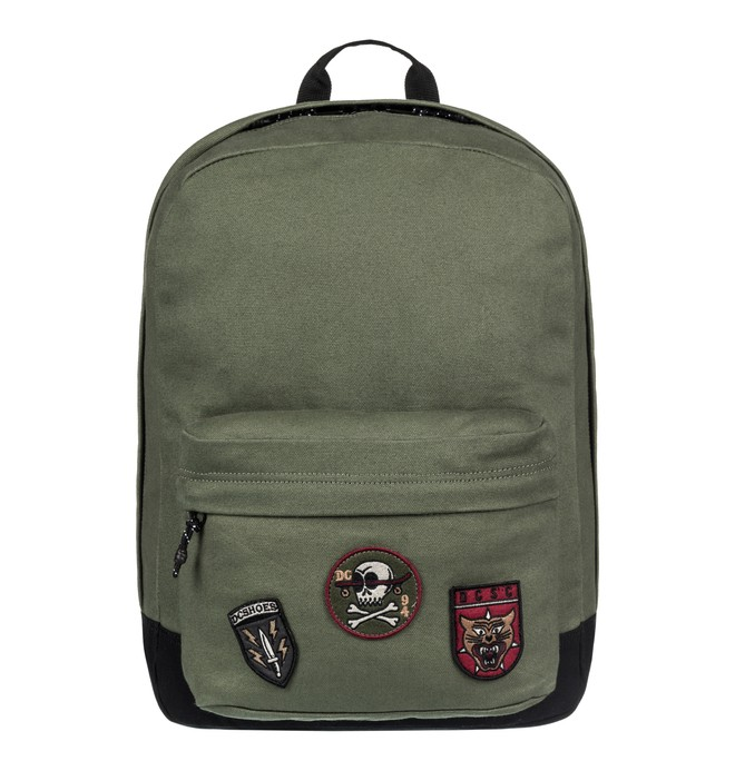 0 Backstack Canvas 18.5L Medium Backpack  EDYBP03136 DC Shoes