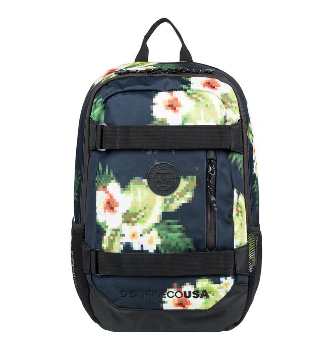 0 Clocked 18L - Medium Backpack Blue EDYBP03137 DC Shoes