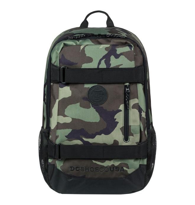 0 Clocked 18L - Medium Backpack Green EDYBP03137 DC Shoes