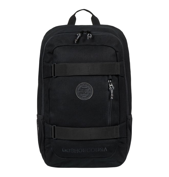 0 Men's Clocked Canvas Medium 18L Backpack  EDYBP03144 DC Shoes