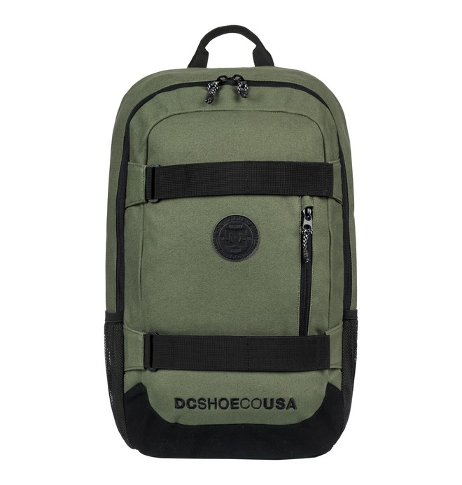 0 Clocked Canvas Medium 18L Backpack  EDYBP03144 DC Shoes
