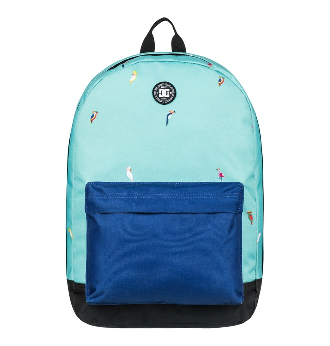 0 Backstack - Medium Backpack Blue EDYBP03156 DC Shoes
