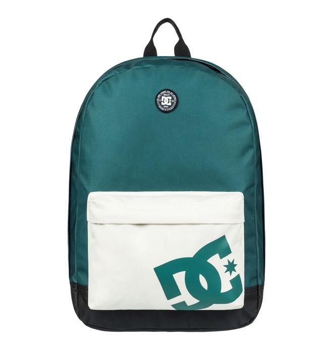 0 Men's Backstack Medium Backpack Green EDYBP03157 DC Shoes