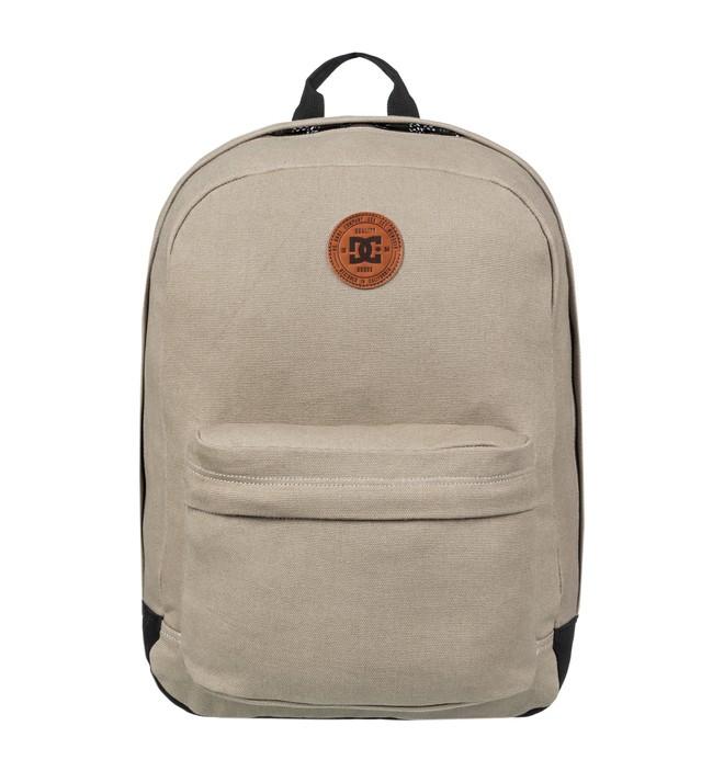 0 Men's 18.5L Backstack Canvas Medium Backpack  EDYBP03165 DC Shoes