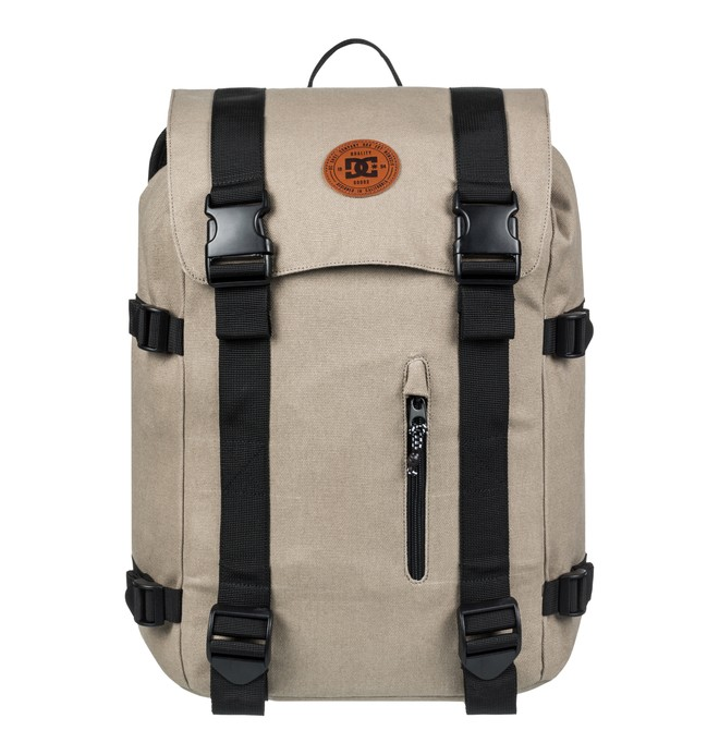 0 Men's 23L Crestline Medium Backpack  EDYBP03166 DC Shoes