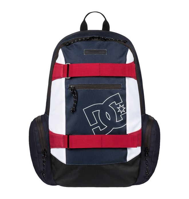 0 The Breed 26L Medium Backpack Blue EDYBP03170 DC Shoes