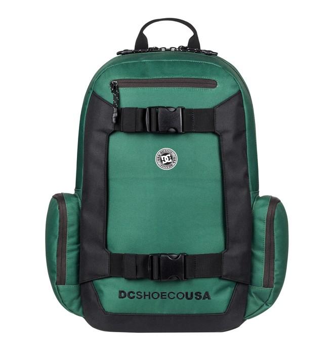 0 Большой рюкзак Chalked Up 28L Зеленый EDYBP03173 DC Shoes