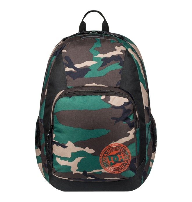 62e5a68367 0 The Locker 23L - Medium Backpack Green EDYBP03176 DC Shoes