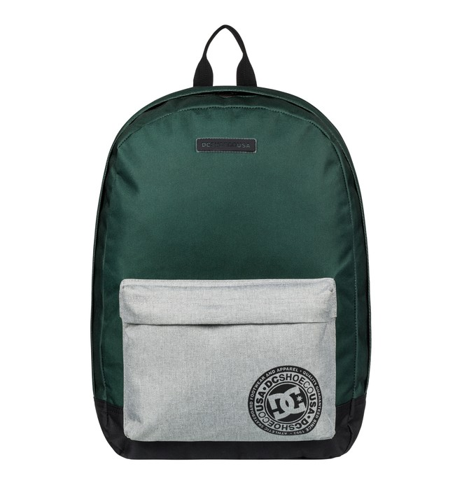 0 Backstack 18.5L - Sac à dos taille moyenne Vert EDYBP03179 DC Shoes
