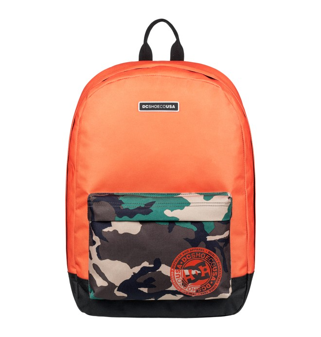 0 Backstack 18.5L - Sac à dos moyen Orange EDYBP03179 DC Shoes