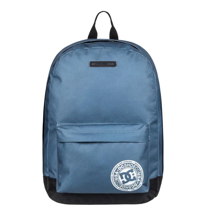 0 Backstack 18.5L - Sac à dos moyen Bleu EDYBP03180 DC Shoes