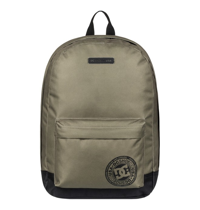 0 Backstack 18.5L - Sac à dos moyen Vert EDYBP03180 DC Shoes