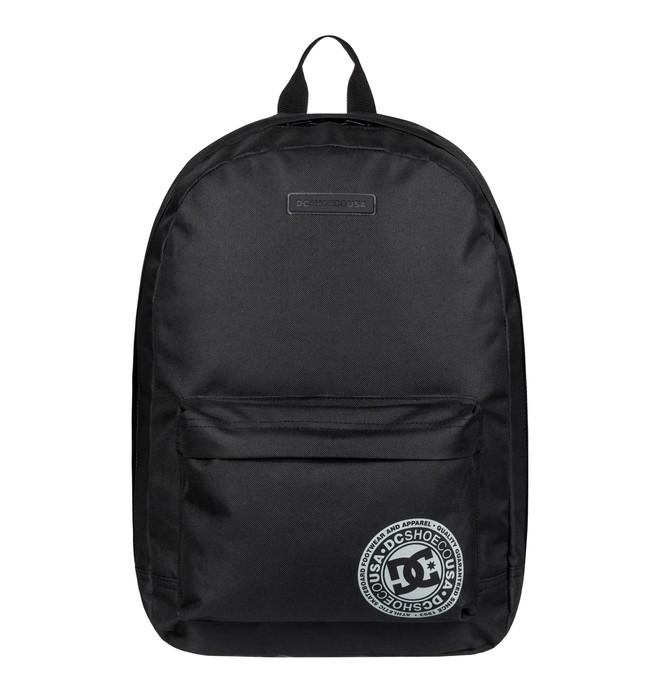 0 Backstack 18.5L - Medium Backpack Black EDYBP03180 DC Shoes