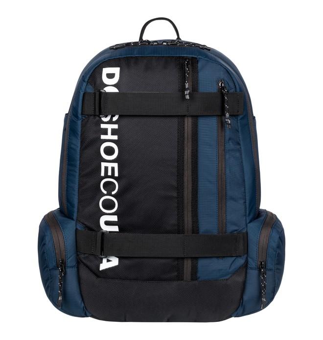 0 Bushings 23L Medium Backpack Blue EDYBP03181 DC Shoes