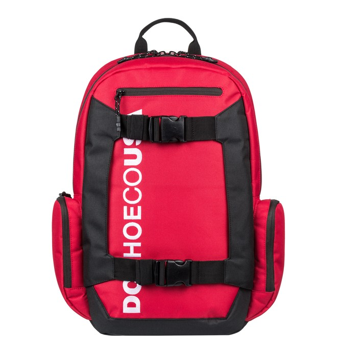 0 Chalkers 28L Large Backpack Red EDYBP03189 DC Shoes