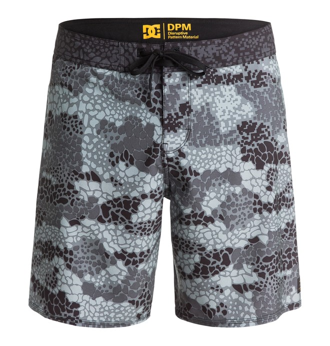 "0 Men's DPM Tars 18"" Camo Boardshorts  EDYBS03029 DC Shoes"